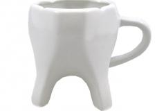 Кружка-зуб.