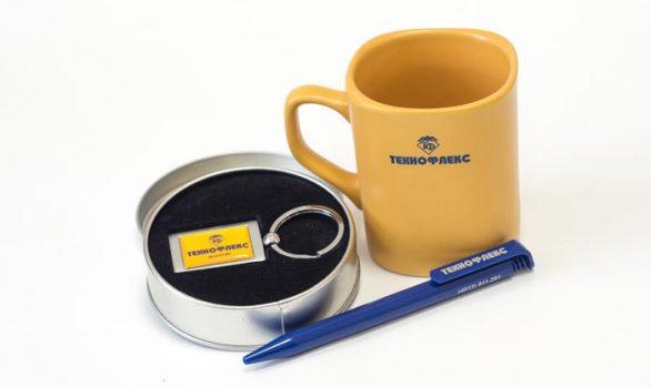 Сувениры для «Технофлекс»