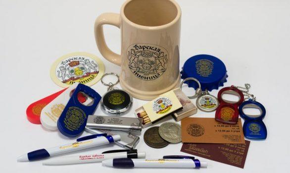 Сувениры для «Барской пивницы»