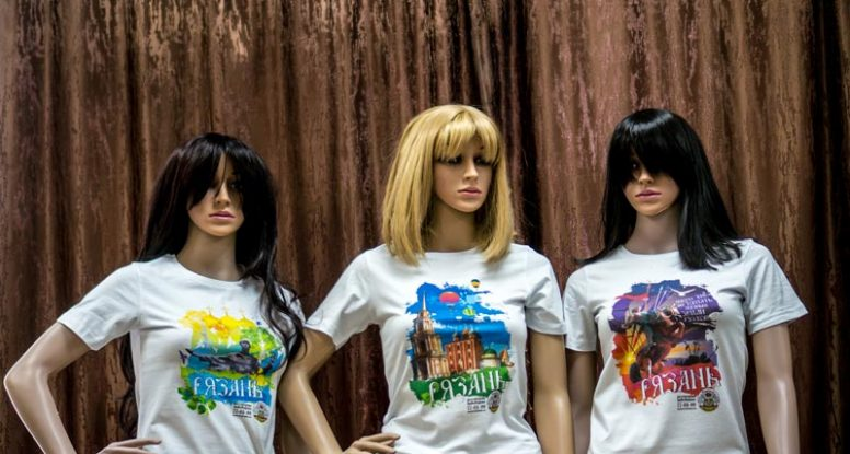 футболки прямая печать